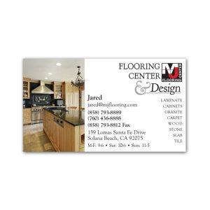 caterer business cards mj flooring business card design