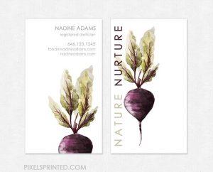 catering buisness cards bdbbfeeadfe vegan chef visit cards