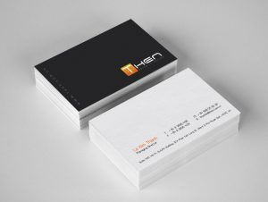 catering buisness cards business card design then corporate