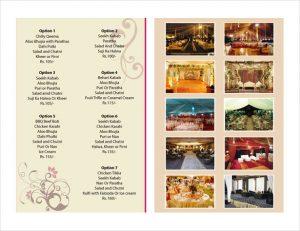 catering menu template catering menu template