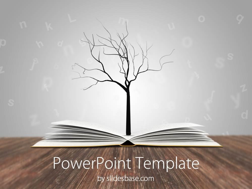 chalkboard powerpoint template