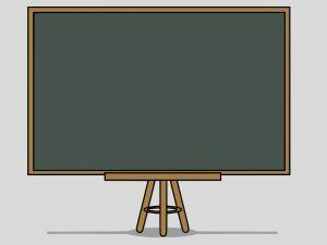chalkboard ppt template chalkboard presentation background