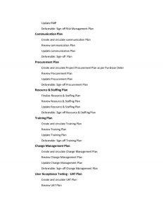 change management plan template project plan erp sample by ijaz haider malik weboriezhotmail