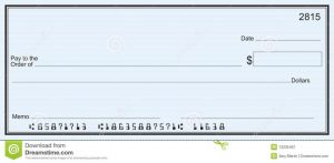 checks template word blank check template word document x