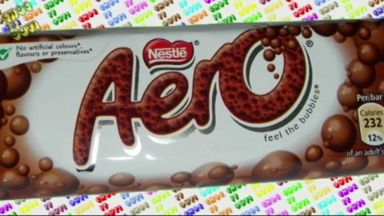 choc bar wrappers