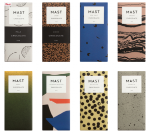 chocolate bars wrapper all mast brothers