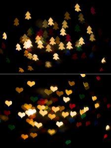 christmas email template love christmas custom bokeh