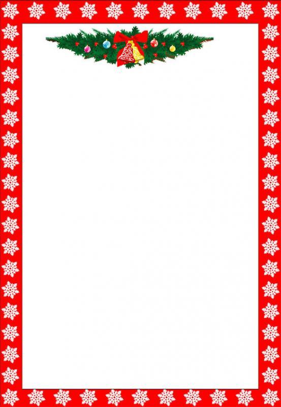 christmas letter templates