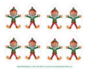 christmas ornaments templates christmas printable decorations