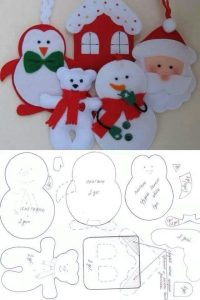 christmas ornaments templates dafbfbdf christmas patterns christmas ideas