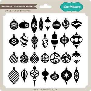 christmas ornaments templates lw christmas ornaments brushes