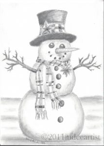 christmas pencil drawings dcbryqi
