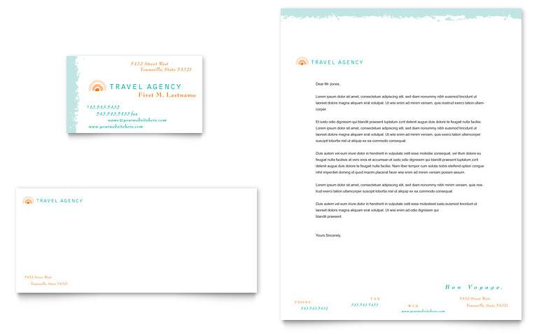 church letterhead templates