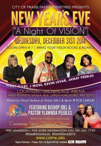 church revival flyer new years