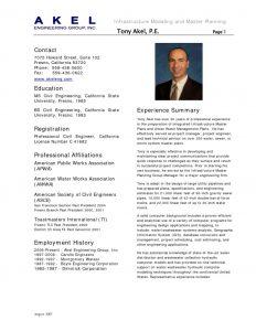 civil engineer resume resume for civil engineer