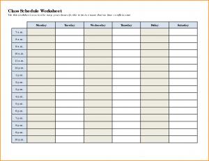 class schedule template class schedule template 62565682