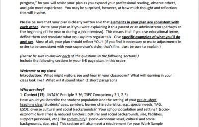 classroom management plan classroom management plan template pdf