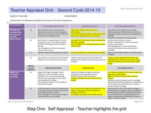 classroom management plan examples how to conduct a teacher appraisal