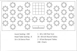 classroom seating chart template x tent layout for with round tables and dance floor www tentandeventrental ca sample layout