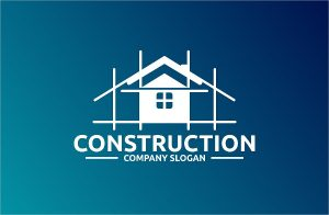 cleaning services logos creative construction company logo