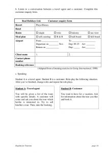 client information form anhvandulich english for tourism
