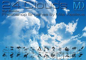 cloud photoshop brushes clouds photoshop brushes