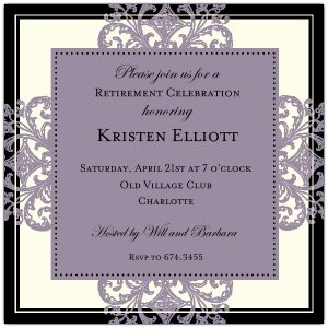 cocktail party invitations r z