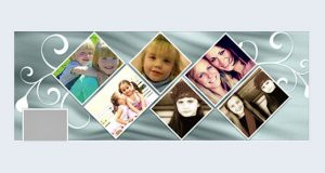 collage template photoshop velvet facebook timeline cover photo psd template