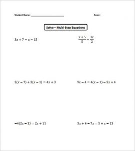 college algebra worksheet th grade algebra practice problems