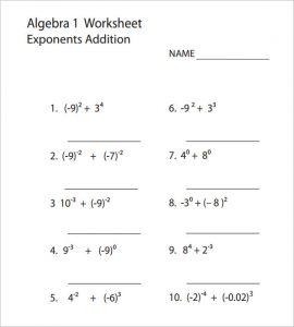 college algebra worksheets algebra worksheets