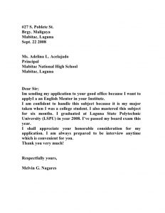 college applicant resume template melvins application letter