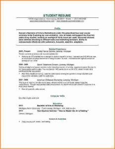 college recommendation letter template good resume for college student college graduate resume sample