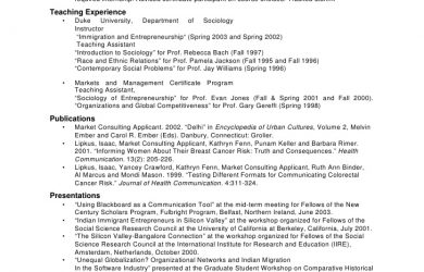 college resume formats phd cv market consulting