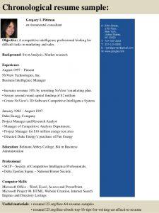 college resumes samples top environmental consultant resume samples