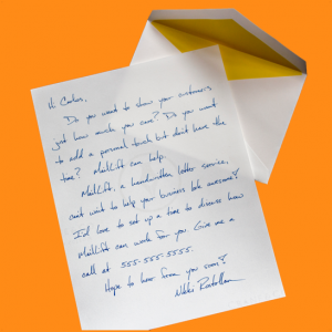 college student resume sample handwritten business letter format maillift handwritten note business
