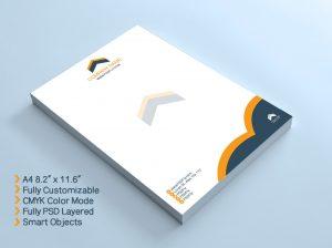 company letterhead templates printable letterhead template psd