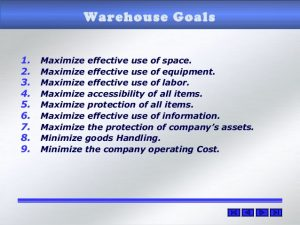 company mission statement examples managing warehouse operations how to manage and run warehouse operations by omar youssef