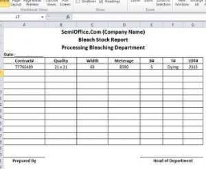 complaint letters samples stock report template in excel format