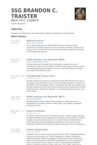 computer science resume example medicalinstructorresume example