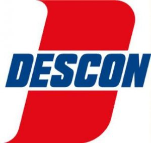 construction company logo descon logo