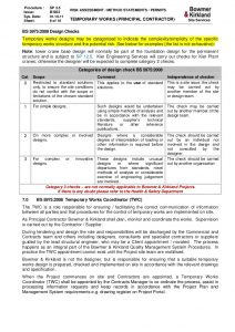 construction scope of work template temporary works