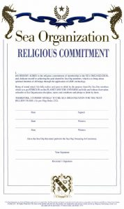 contract labor agreement seaorg contract
