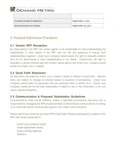 contract template for services website design rfp template