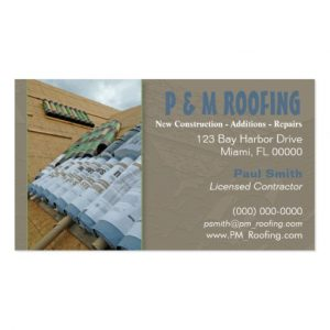 contractor business cards roofing contractor business card raacecdadebd it byvr