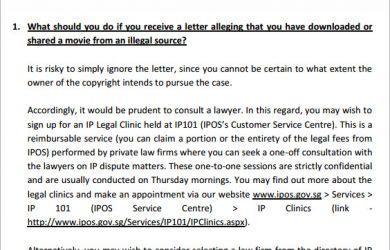 copyright notice example generic copyright notice