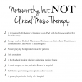 counseling treatment plan template not music therapy