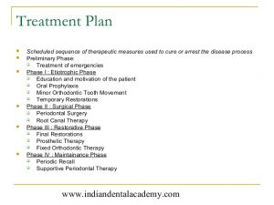 counseling treatment plan template pdf case history diagnosis in periodontics certified fixed orthodontic courses by indian dental academy