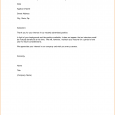 cover letter template download sample rejection letter application how to write a rejection