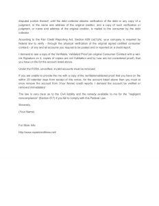 credit repair letters pdf credit repair letter