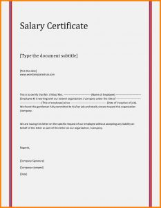 custody agreement template request letter for getting salary slip